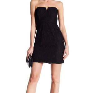 J. Crew NWT Black Cathleen Leavers Lace Dress